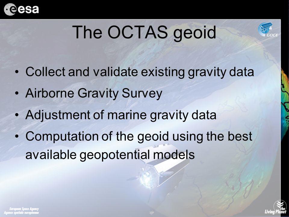 OCTAS MDT, MSS-Geoid (m)