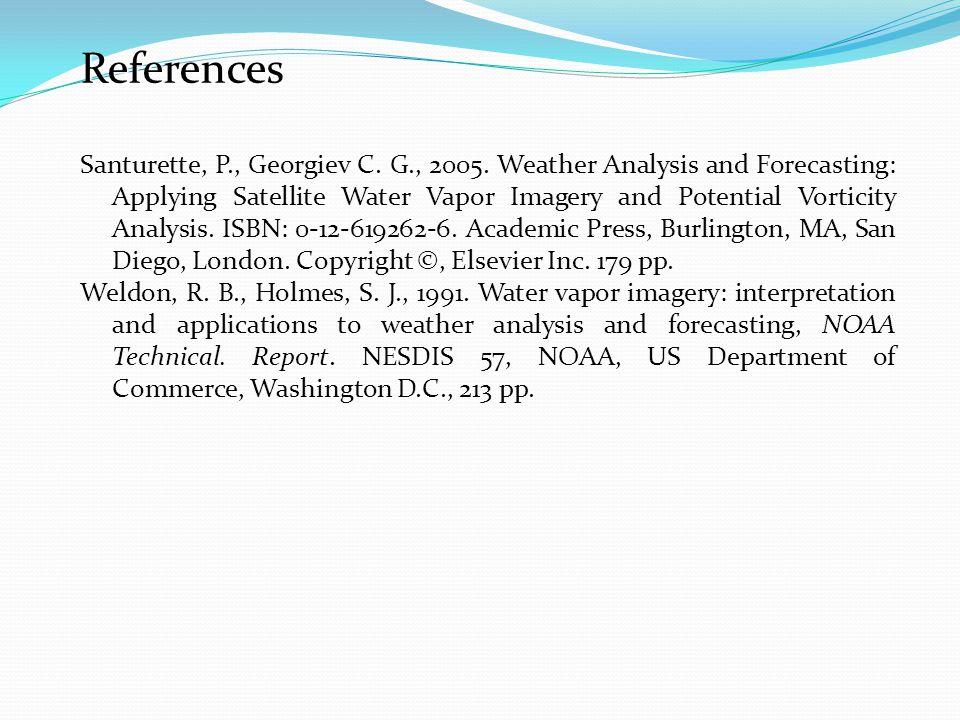 References Santurette, P., Georgiev C. G., 2005.