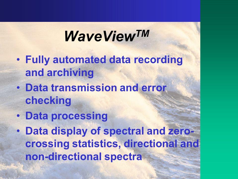 BASE STATION WaveView™