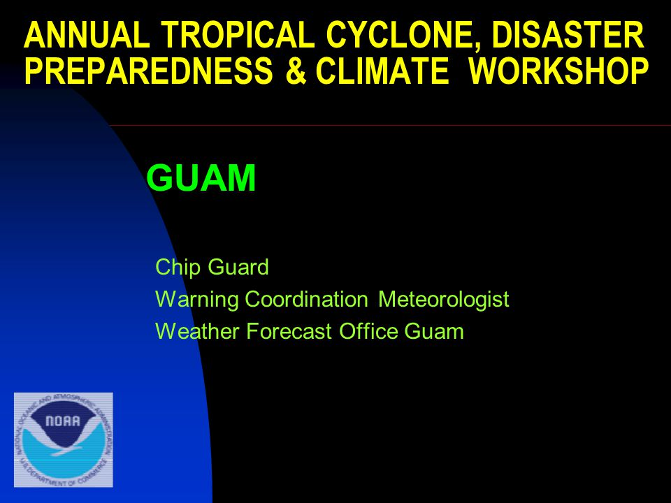 Only issued when tropical cyclone is within radar range (230 miles) and radar info is reliable Short bulletin that updates the center location Lat/long info and as a distance and bearing from one of the Mariana Islands (typically Guam) Updated hourly This position data will be used as the location information in succeeding Public Advisories and Local Statements