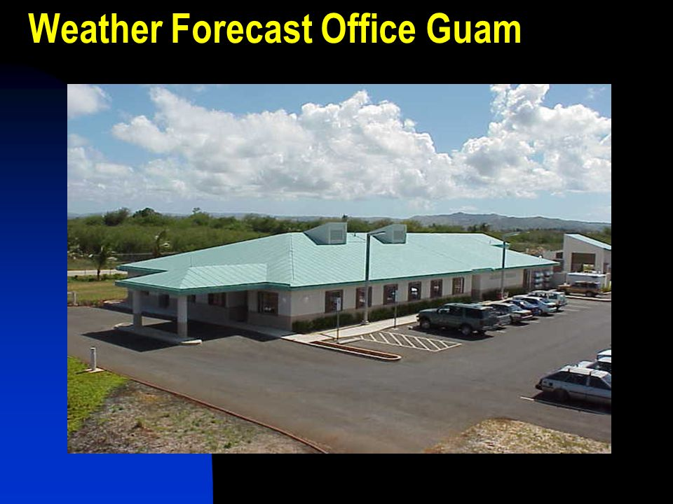 Weather Forecast Office Guam