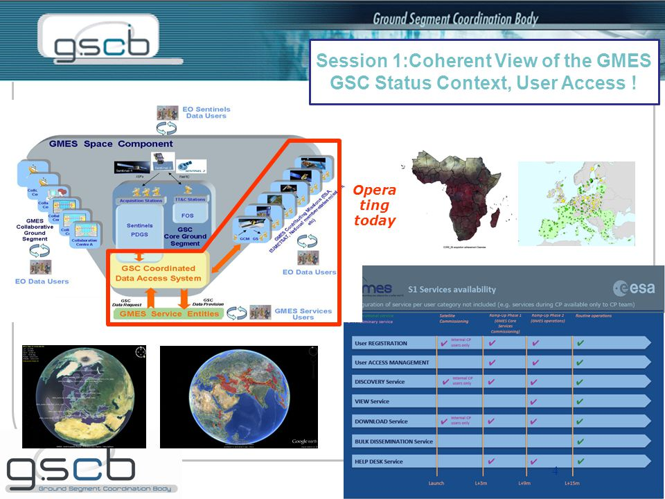 Session 2: LTDP, Quality and CAL/VAL Framework in Earth Observation 1986-2012 and future LTDP is a very advanced cooperation project across GSCB members and has become an ESA proposal to CMIN and has been recognised as an important need in national funding plans .