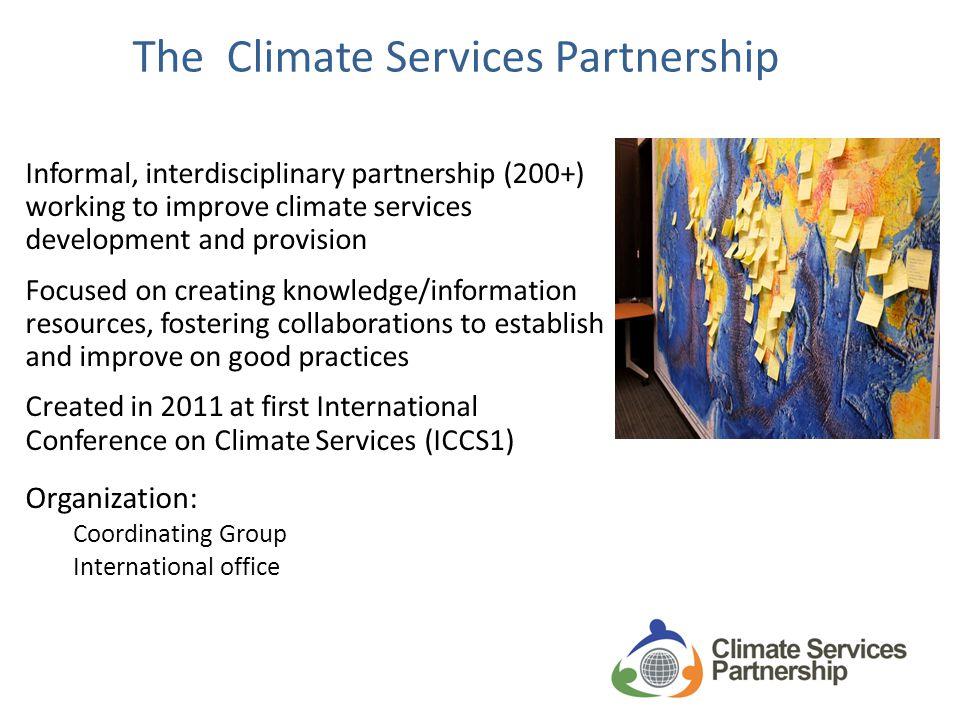 Participation in CSP/ICCS process
