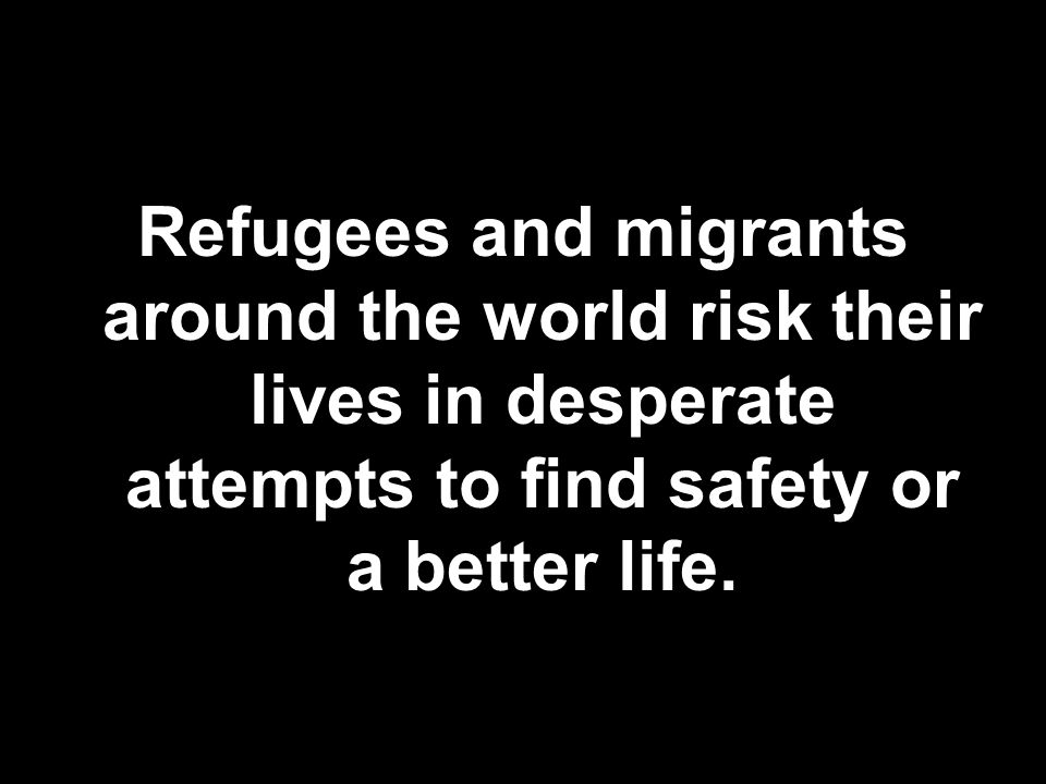 Raise Awareness to Protect them.