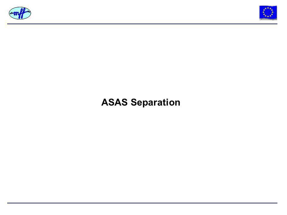 ASAS Separation
