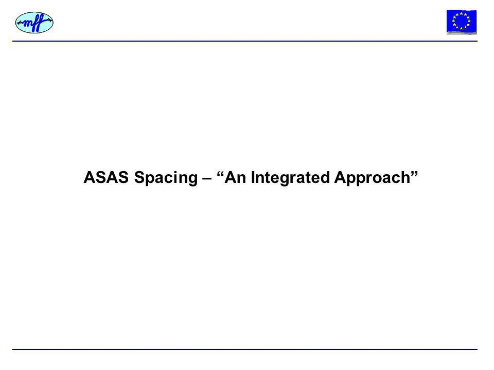 ASAS Spacing – An Integrated Approach