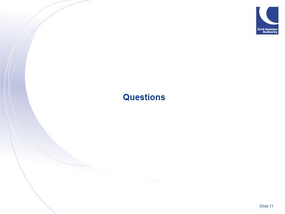 Slide 11 Questions