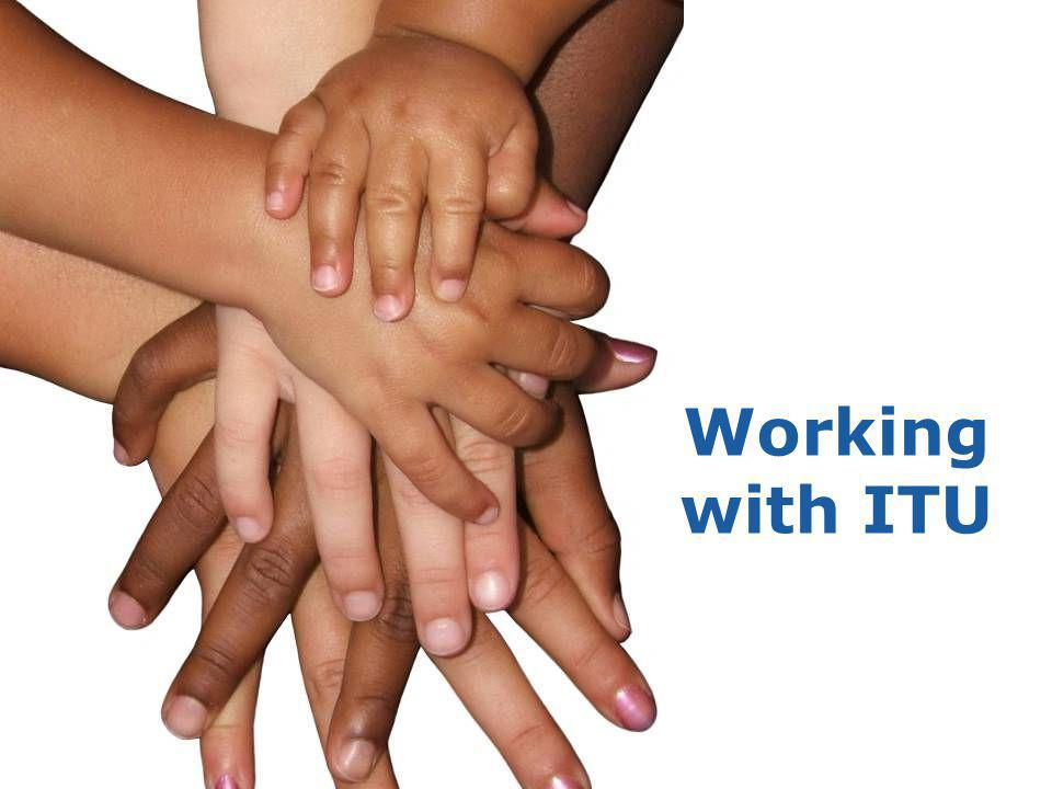 5 ITU-D: Your Partner for ICT Development  ITU-D is a catalyst for multi-stakeholder partnerships  Mobilize human, technical and financial resources  Neutral broker between government and industry  Executing agency for project implementation and expert assistance to countries