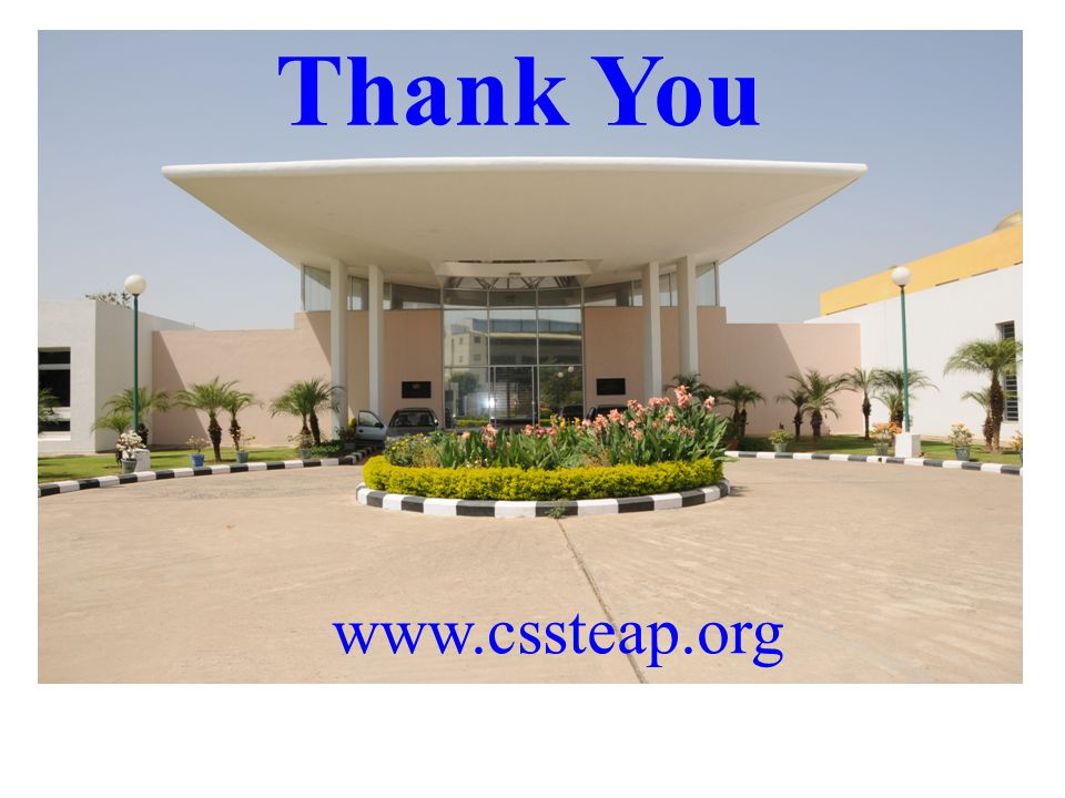 www.cssteap.org Thank You