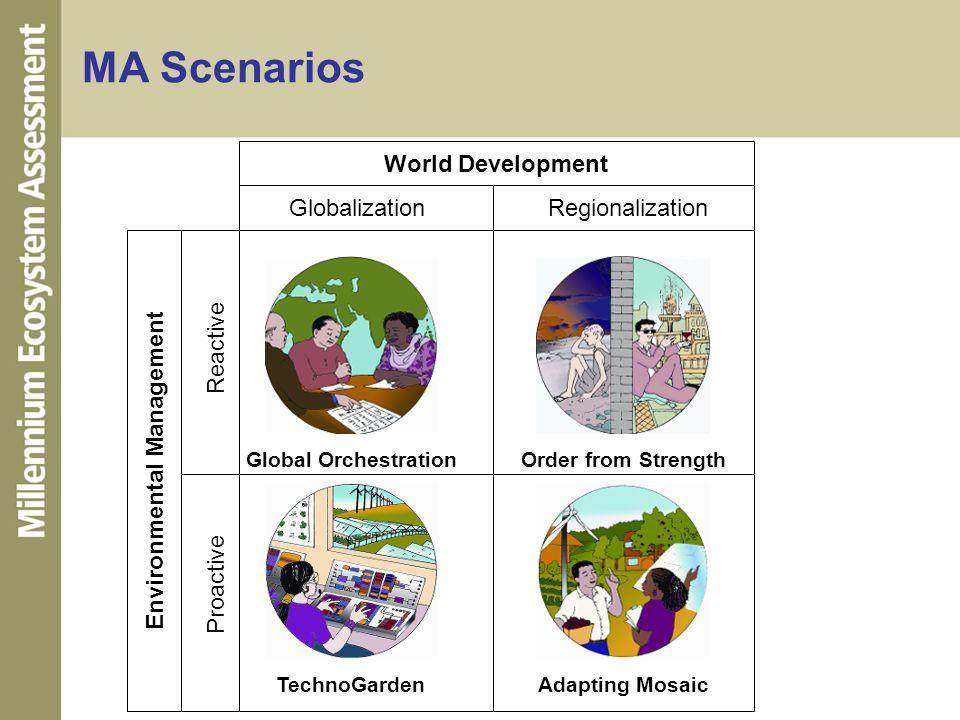 Order from Strength Adapting Mosaic Global Orchestration TechnoGarden Globalization Regionalization World Development Environmental Management Proacti