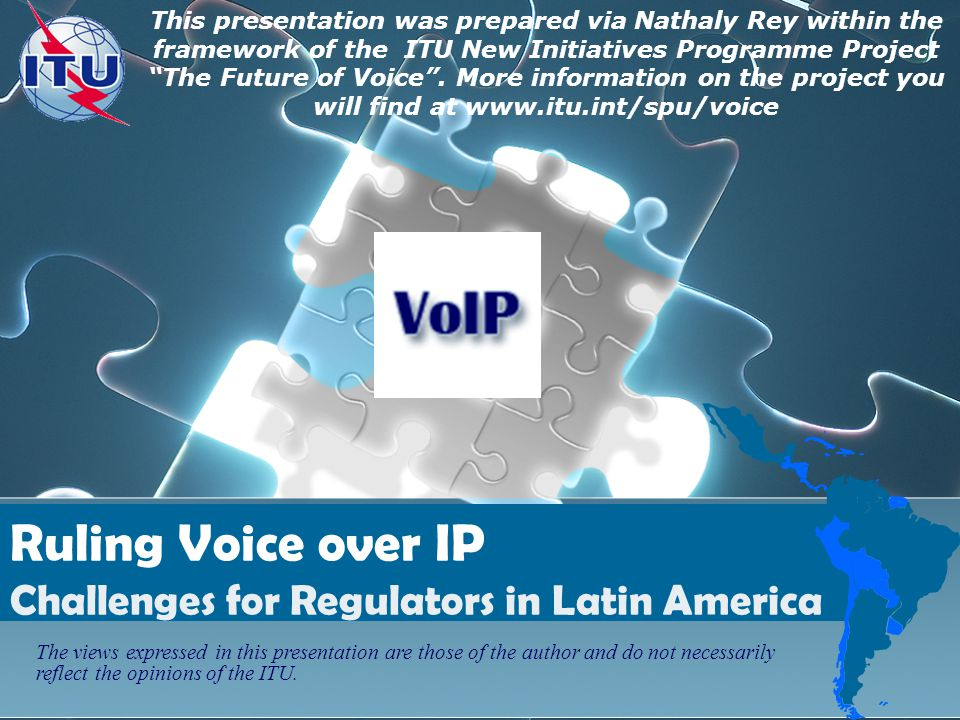 VoIP Market VoIP has gained huge popularity in Mexico, specially with small and medium sized businesses.