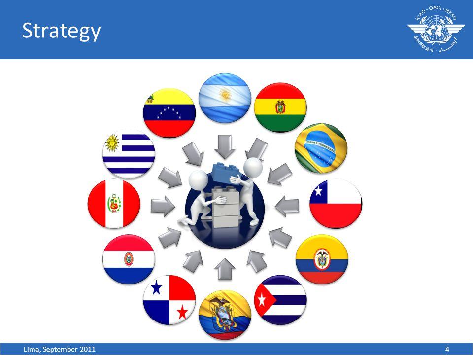 Strategy 4Lima, September 2011