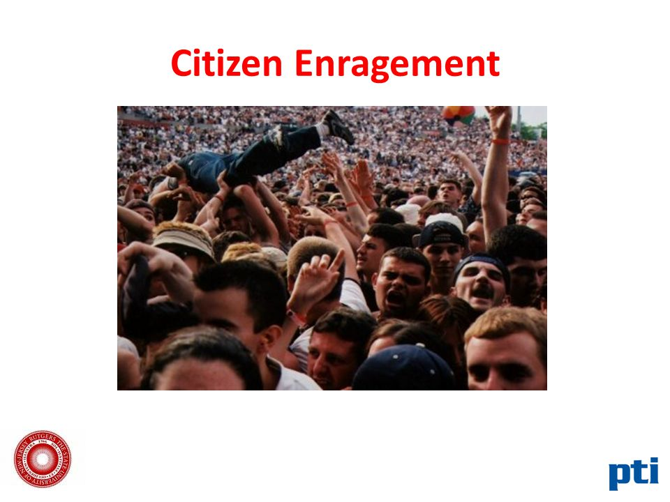 Citizen Enragement