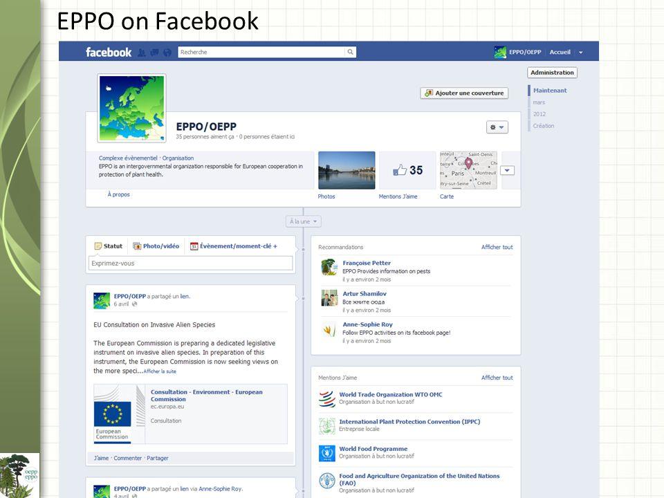 EPPO on Facebook