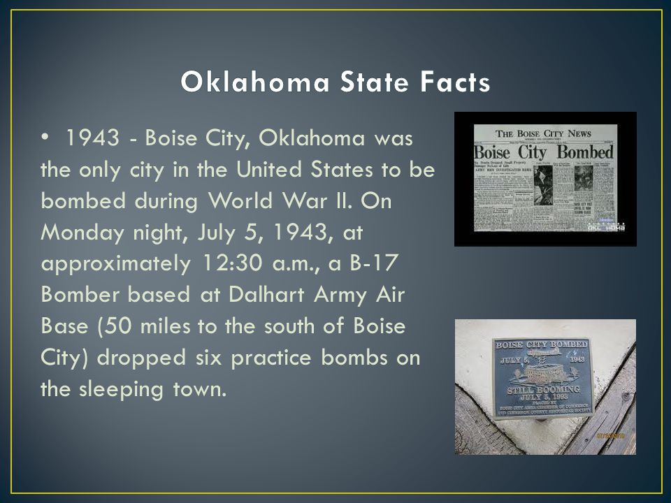 1948 - On the evening of March 25, 1948, a tornado roared through Tinker Air Force Base (AFB), Oklahoma, causing considerable damage, a few injuries, but no fatalities.