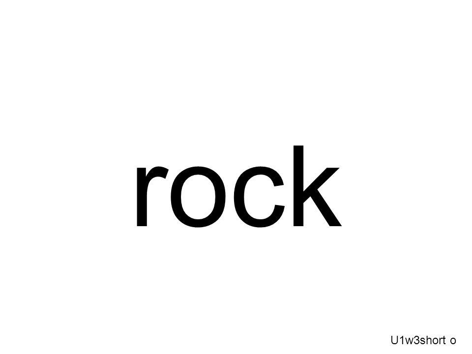 rock U1w3short o
