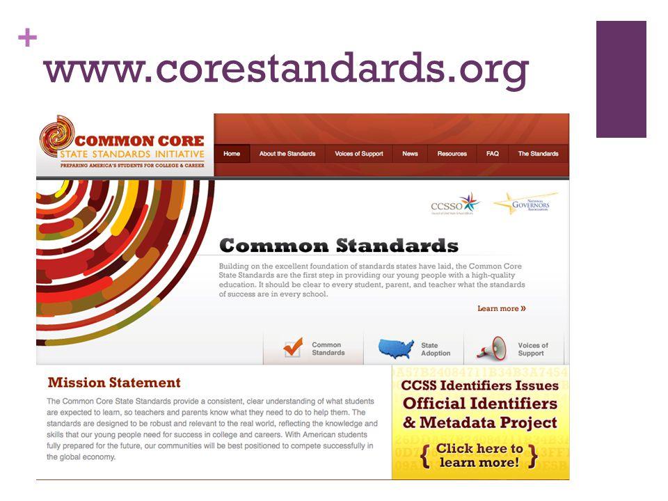 + www.corestandards.org