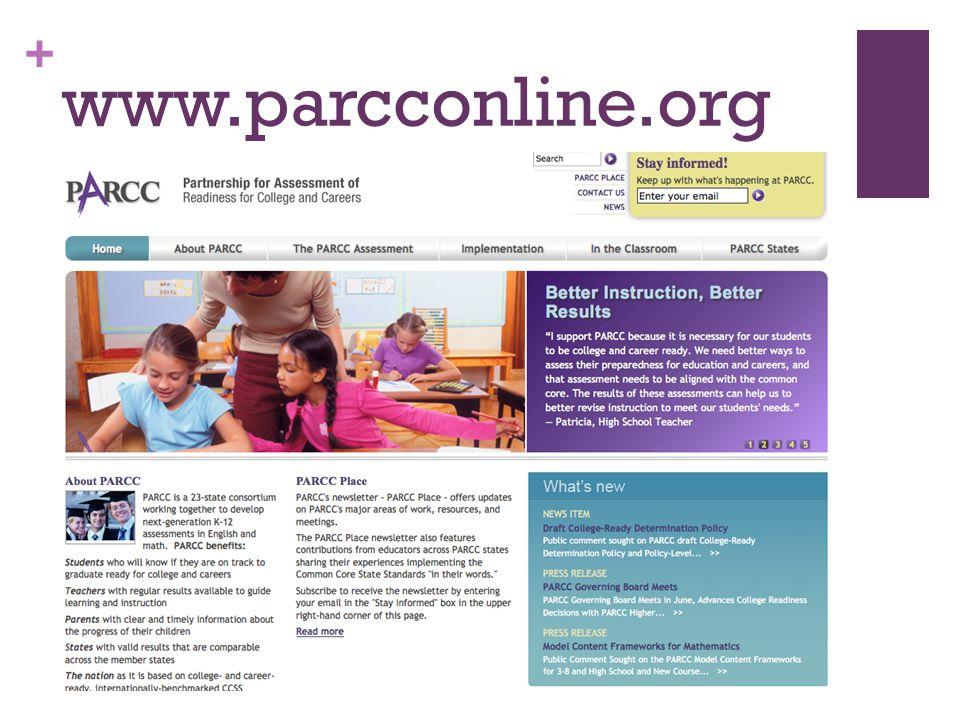 + www.parcconline.org