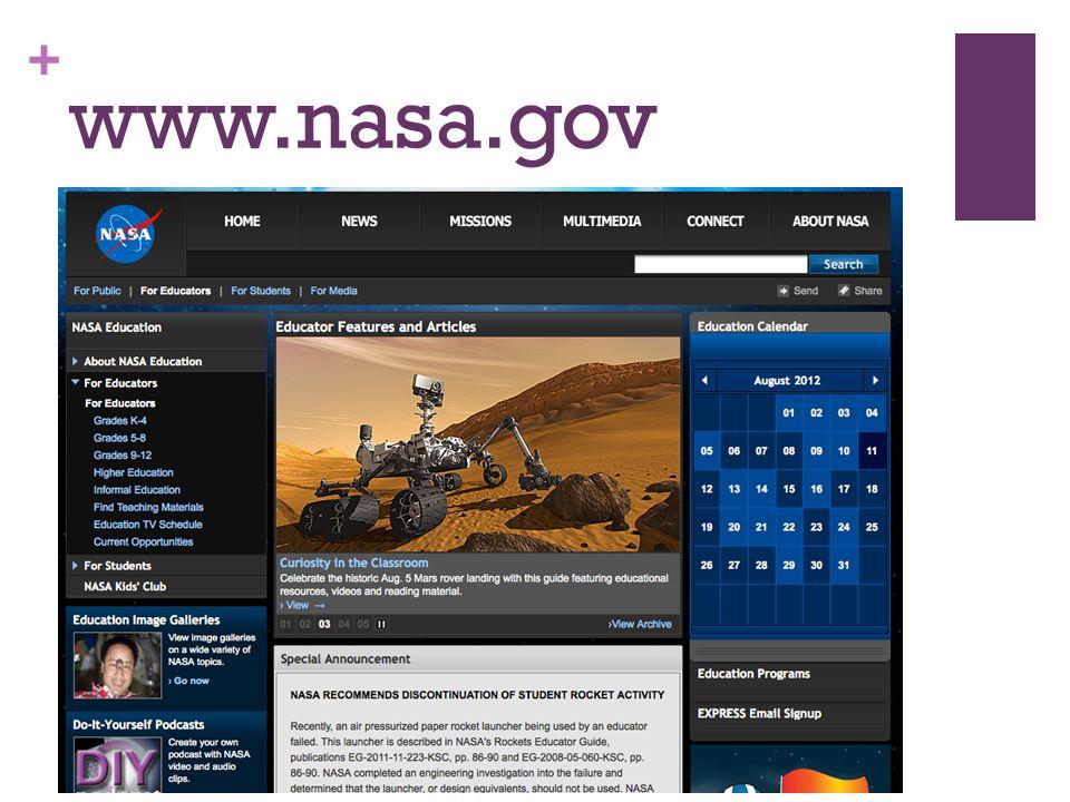 + www.nasa.gov
