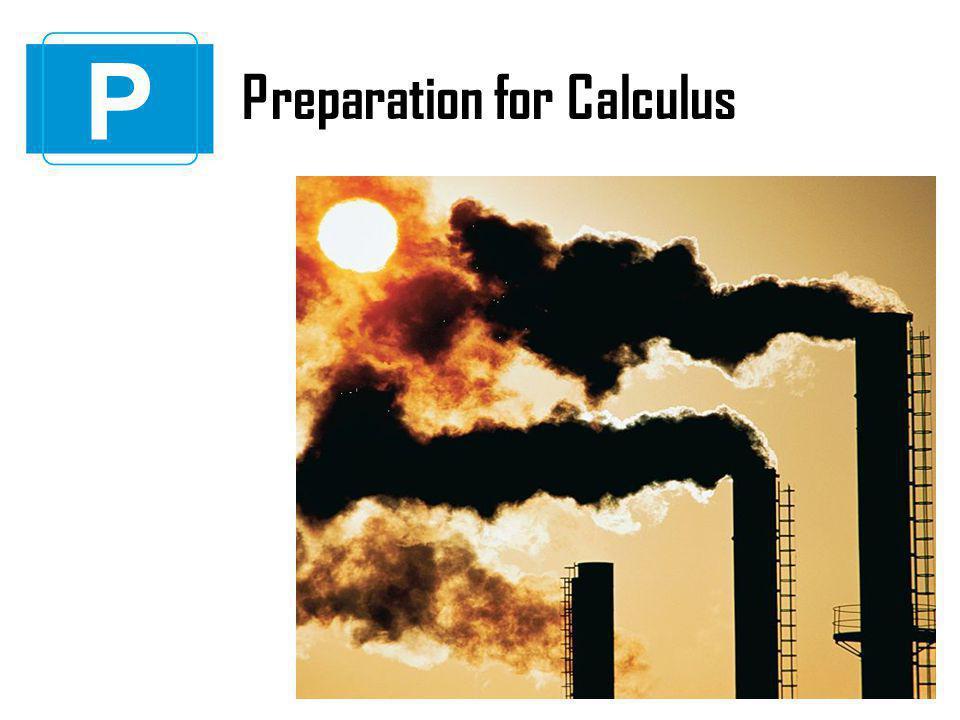 Preparation for Calculus P