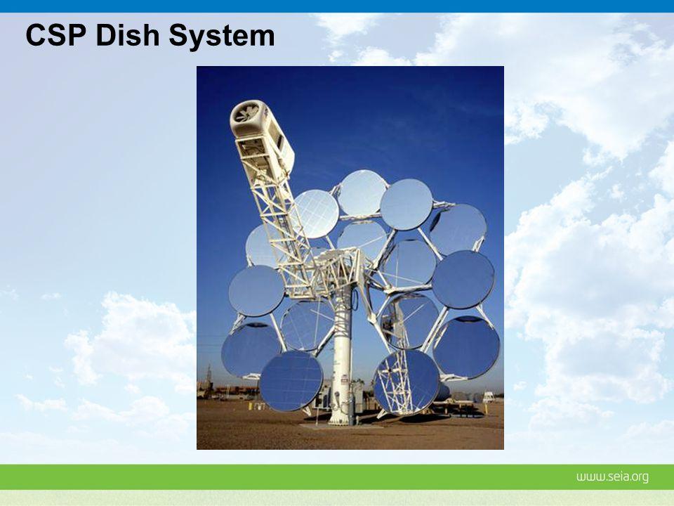 CSP Dish System