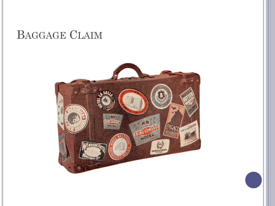  Pack your bag by writing 1 interesting thing about yourself and 1 goal for our work together.
