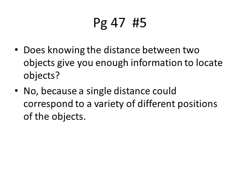Pg.47 #6 A) Bear B has the greater avg.