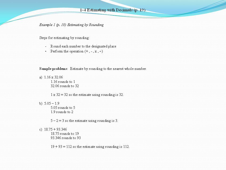 7-4 Bar Graphs and Line Graphs p.335 (ex.