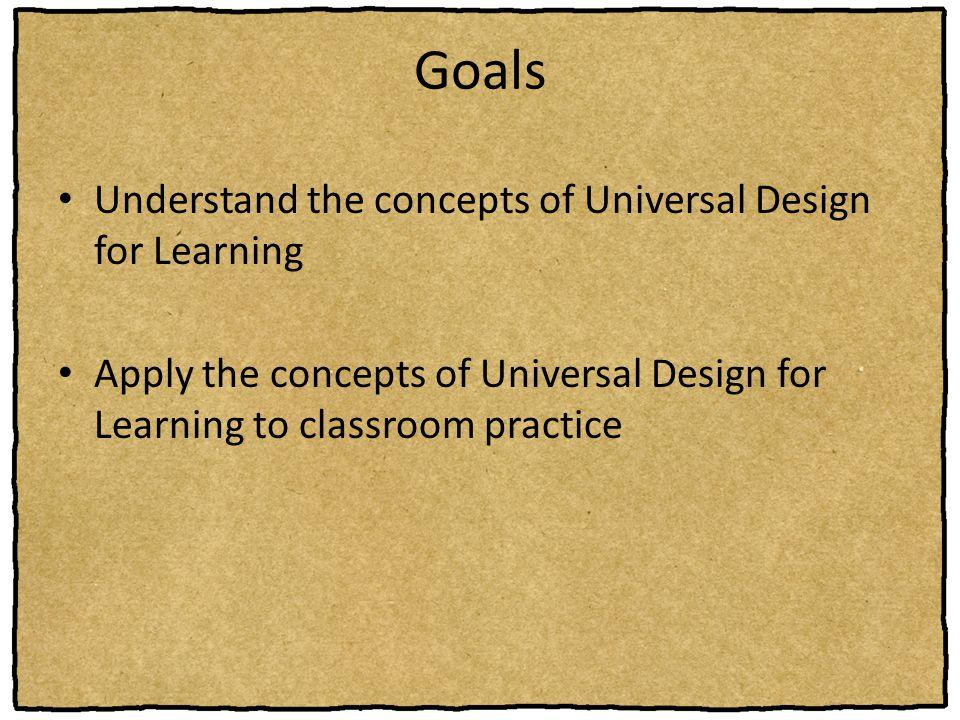 The Framework for UDL