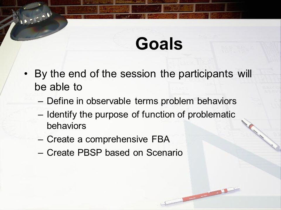 Steps for Changing Behavior 1.Decide on which behavior to change.
