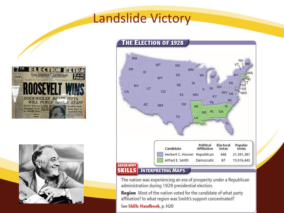 Landslide Victory