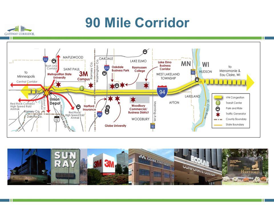 90 Mile Corridor
