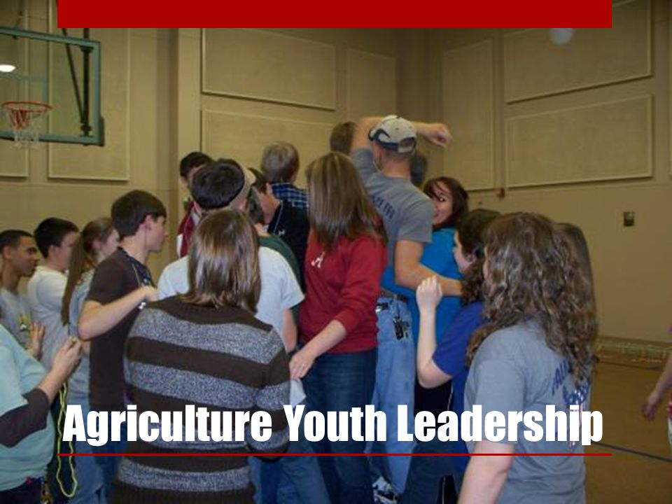 Agriculture Youth Leadership