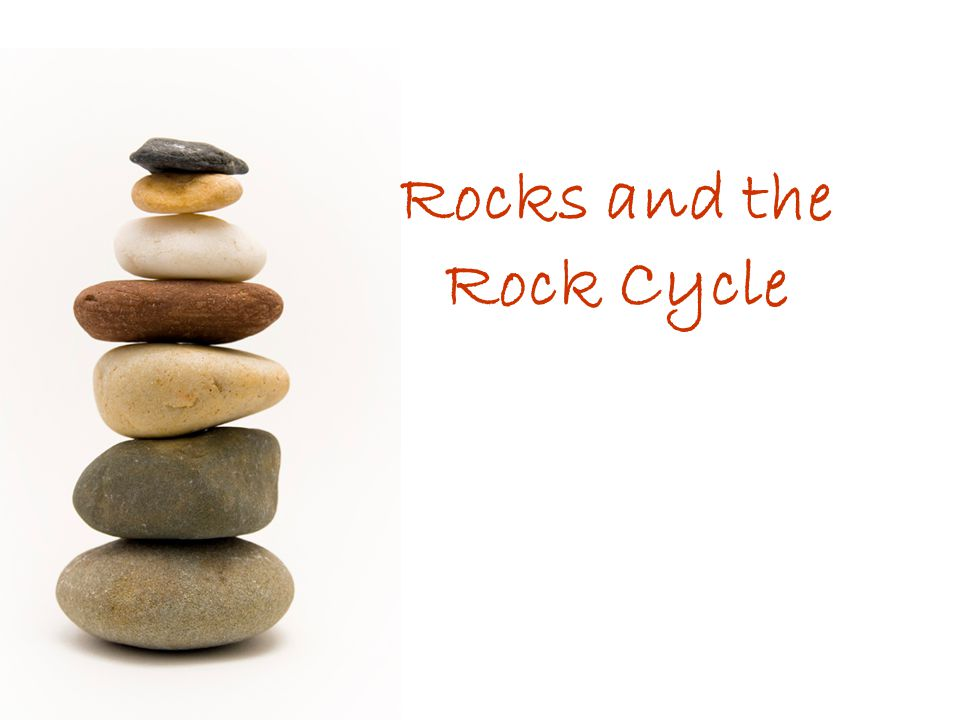Objective Students will be able to explain how the 3 major types of rocks form Standard 3c – explain the properties of rocks based on their chemical & physical composition