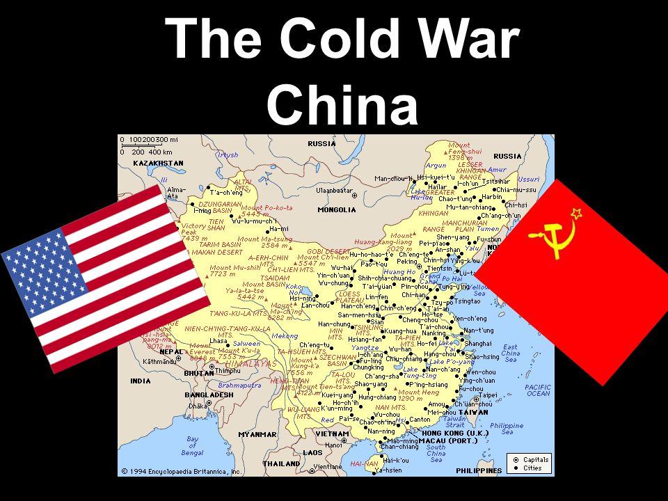 The Cold War China