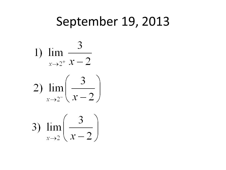 September 19, 2013