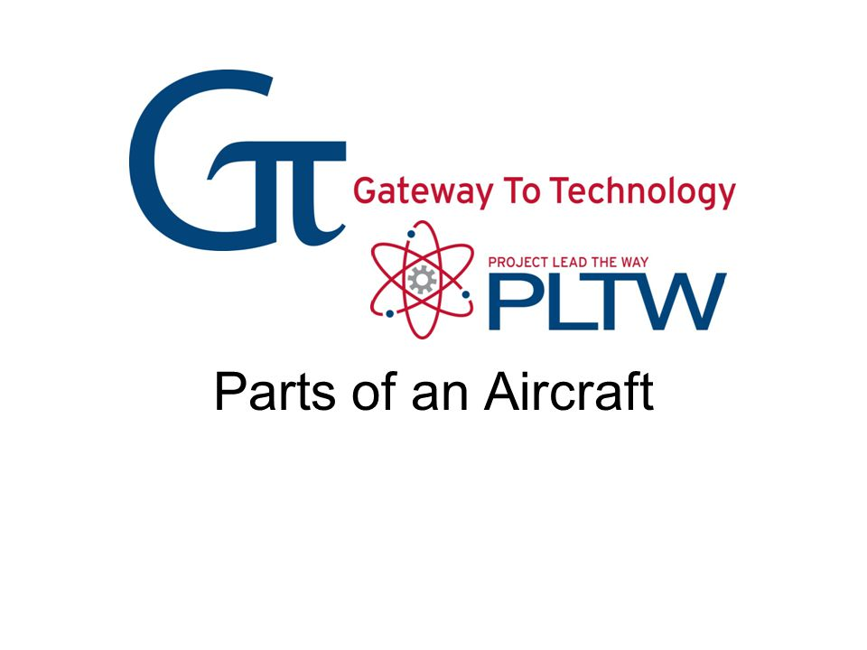 Propulsion System Provides thrust for the airplane Many different types of engines –Piston engines and propellers –Turboprop –Turbojet –Turbofan –Scram jet These will be discussed in a later activity.