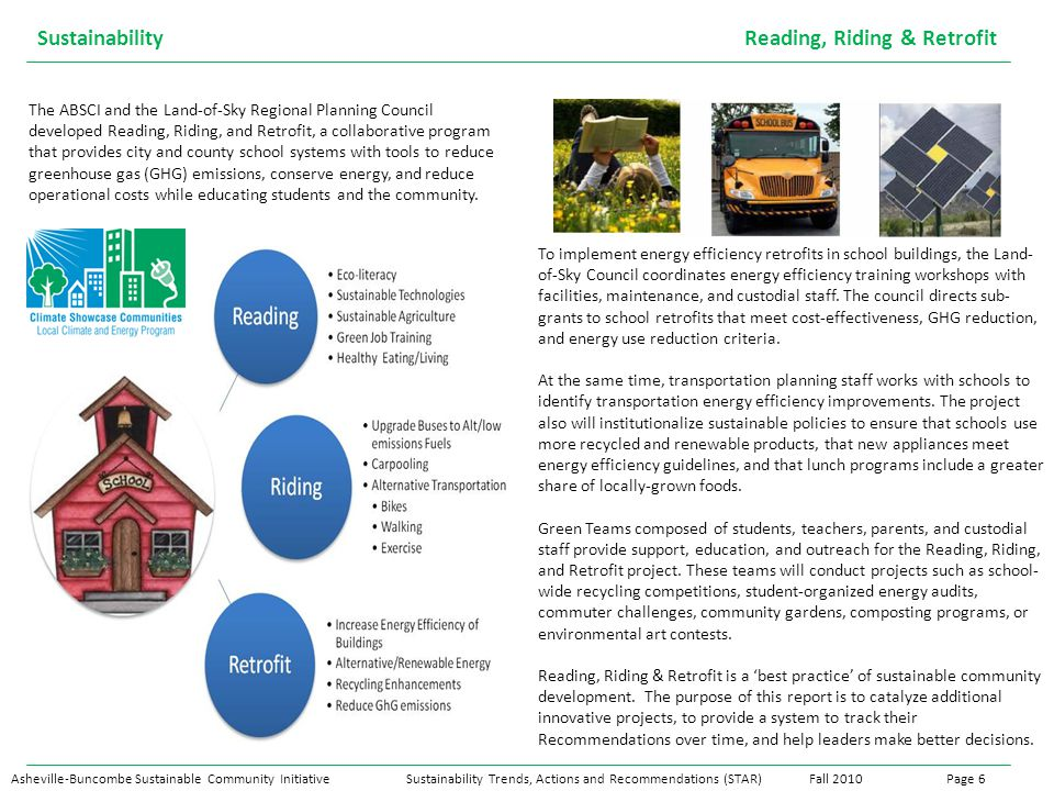 Asheville-Buncombe Sustainable Community InitiativeSustainability Trends, Actions and Recommendations (STAR) Recommended Strategy #4 Build (Neighborhood and Village) Local Resilience Page 17 How do we define our villages.
