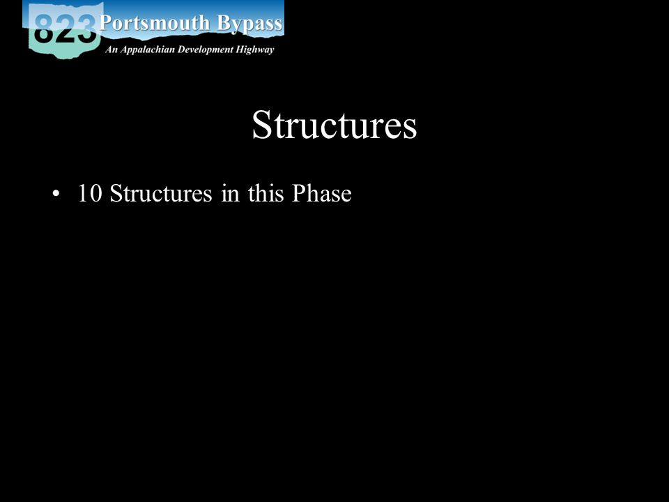 Structures 10 Structures in this Phase