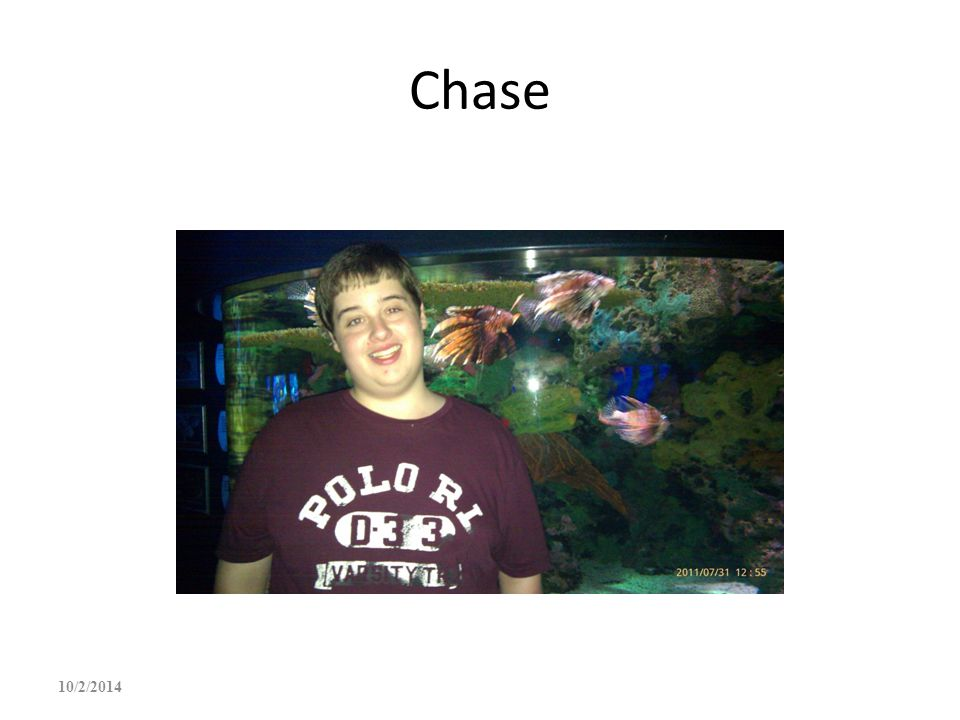 Chase 10/2/2014