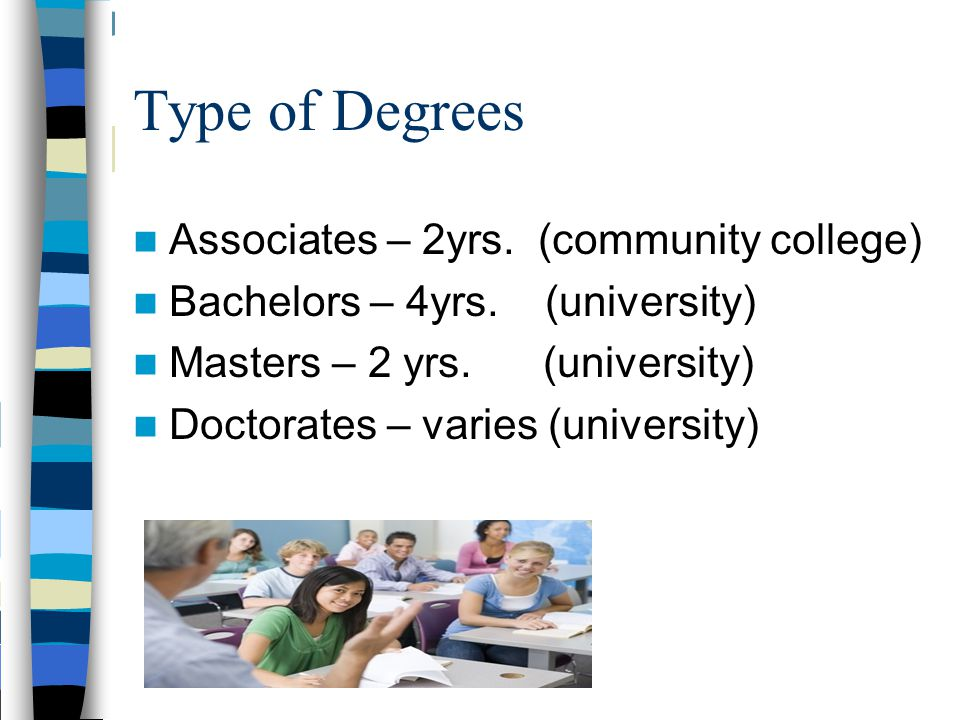 Degree vs.