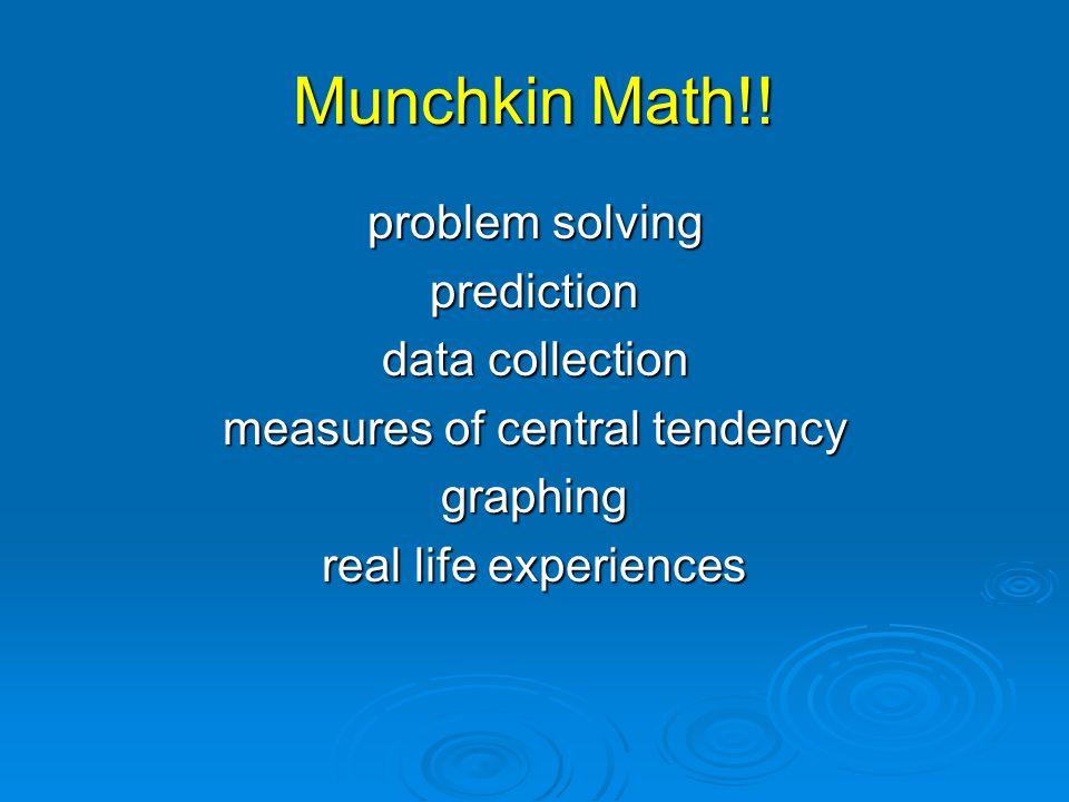 Munchkin Math!.