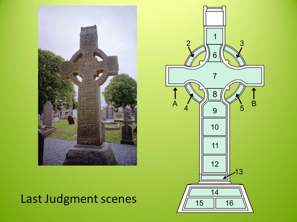 Last Judgment scenes