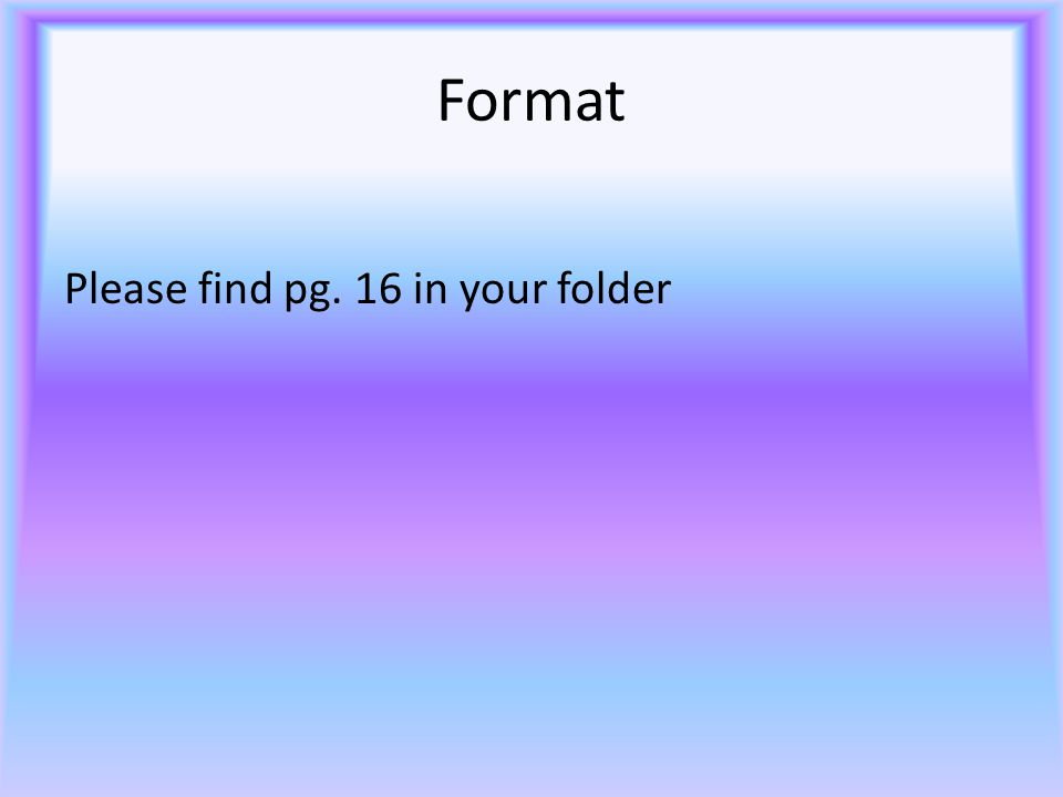 Standards Examples p. 17, 19, 24, 36p. 62-64p. 110, 127 p. 145, 146, 149, 150, 155