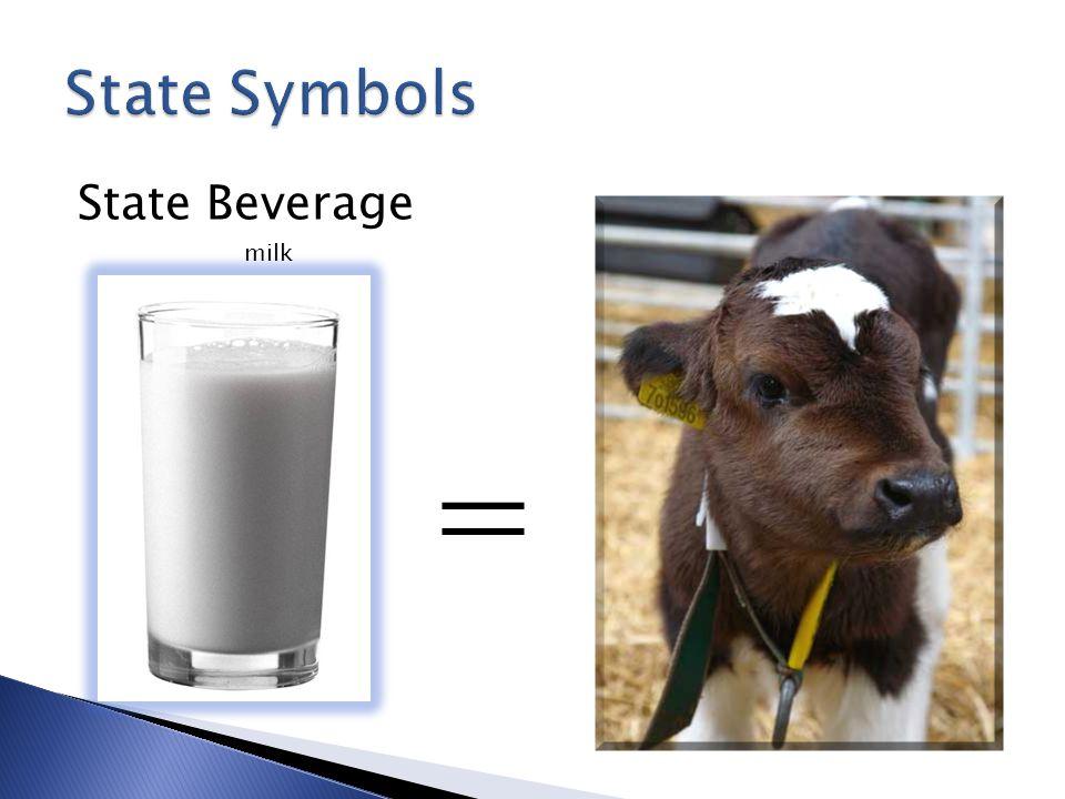 State Beverage milk =