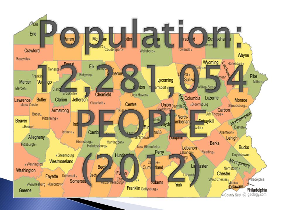 . The largest city in Pennsylvania is Philadelphia. Its population is1,526,006 people.