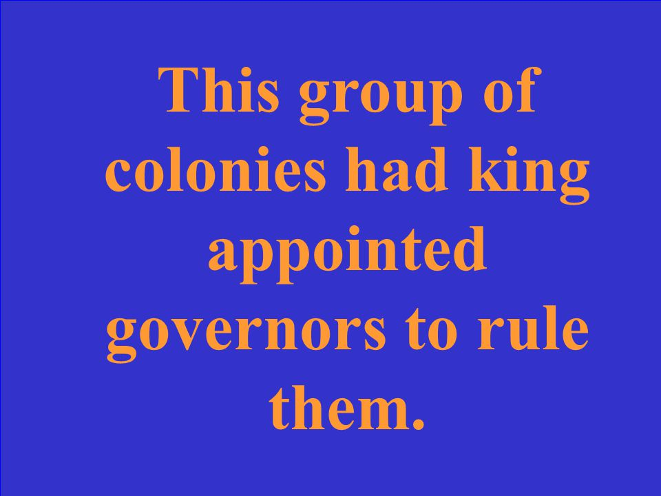 It was the first permanent English colony.