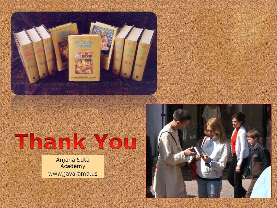 Anjana Suta Academy www,jayarama.us