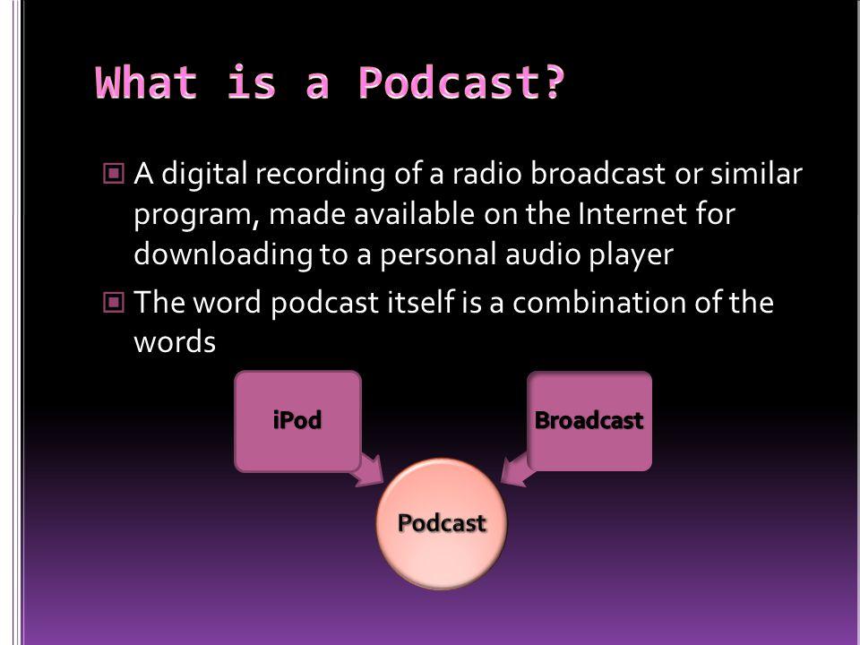 1.Create your MP3 using Audacity 2.