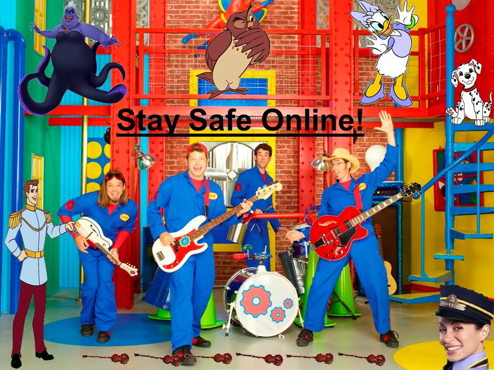 Staying Safe If you want to click be careful what you pick! Ask permission for INTERNET admission! Let's all stay safe online!